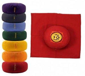 Meditatieset Chakra 1 Muladhara roodbruin