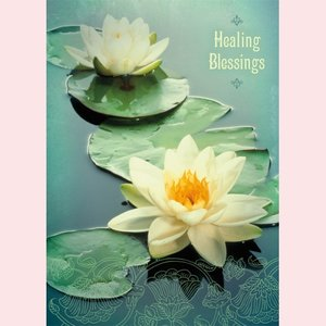 Amber Lotus: Healing Blessings