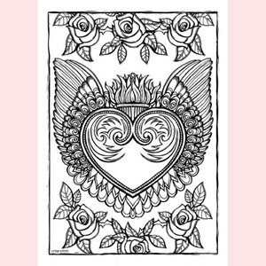 Amber Lotus: Milagro Heart