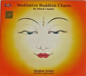 Cd Meditative Buddhist Chants