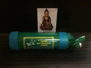 Tibetan Holy Basil (tulsi) Incense