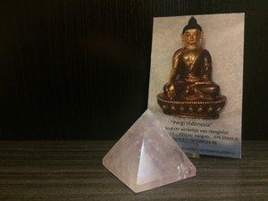 Amethyst Piramide  35mm