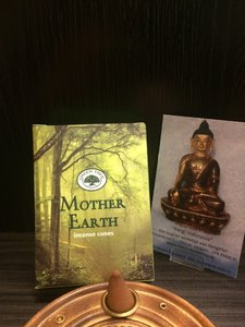Mother Earth wierookkegels