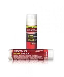 Lippenbalsem Granaatappel naked lips