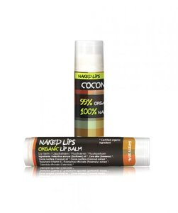 Lippenbalsem Kokos naked lips