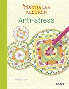 Mandala's kleuren, anti stress