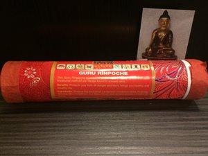Tibetan Guru Rinpoche