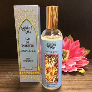 Eau de toilette spicy sandalwood