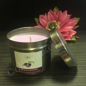 French Lavender - geurkaars 150 gram