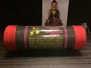 Tibetan Gokulhars (Bdellium) Incense