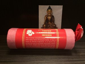 Tibetan Amber Incense