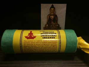 Tibetan Mokchhya (Nirvana) Incense