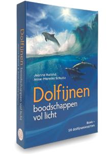 Dolfijnen boodschappen vol licht van Jeanne Ruland
