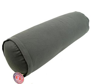 Yoga bolster antraciet