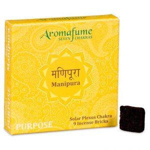 Aromafume 3e Chakra wierookblokjes