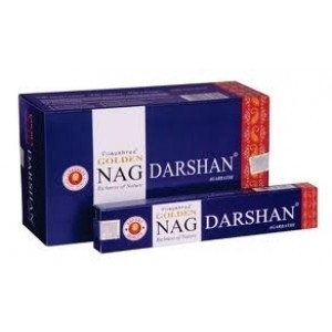 Agarbathi Golden Nag Darshan wierook