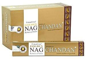 Agarbathi Golden Nag Chandan wierook