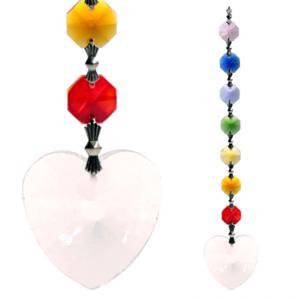 Kristal Regenboog Chakra Metta Feng Shui