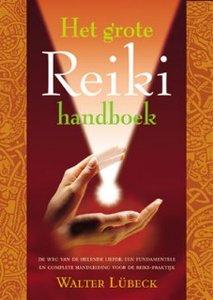Reiki handboek, het grote van Walter Lübeck