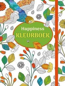 Mandala's kleuren, happiness kleurboek