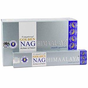 Agarbathi Golden Nag Himalaya wierook