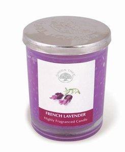 French Lavender - geurkaars 200 gram