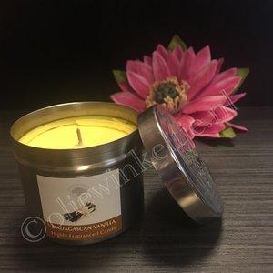 Madagascan Vanille - geurkaars 150 gram
