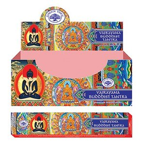 Buddhist Tantra wierook - 15 gram