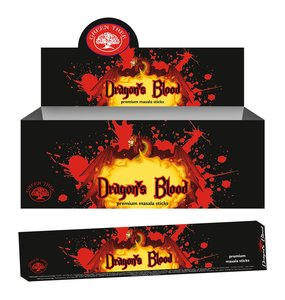Dragon's Blood wierook - 15 gram