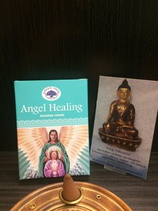 Angel Healing wierookkegels