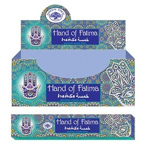 Hand of Fatima wierook - 15 gram
