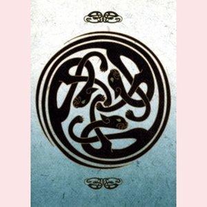 Amber Lotus celtic Faerie Kats