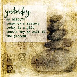 Elena Ray - Yesterday is history.......