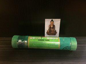 Tibetan Green Tara (koker)
