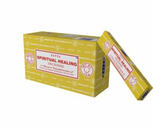 Satya Spiritual Healing wierook