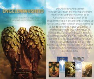 Engelenwijsheid orakelkaarten - Yvette Visser en Monique van Saane