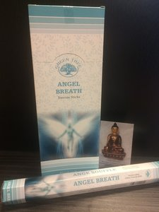 Angel Breath wierook - hexagram
