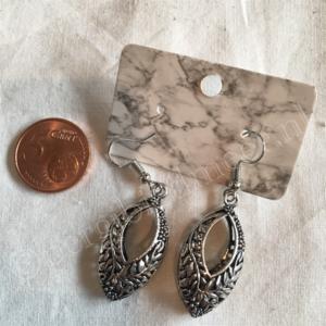 Oorbel zilver India bohemian stijl 11