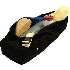 Yoga mat tas zwart