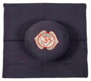 6de Chakra meditatie set indigo Derde oog/Ajna