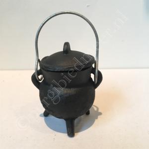 Wierookbrander cauldron keteltje