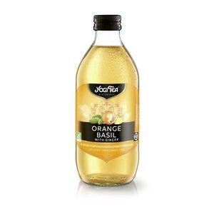 Yogi Tea Orange Basil ijsthee
