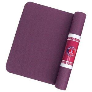 Yogi & Yogini TPE yogamat  hoge dichtheid paars/antraciet