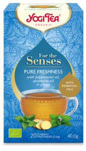Yogi Tea Pure Freshness for the senses