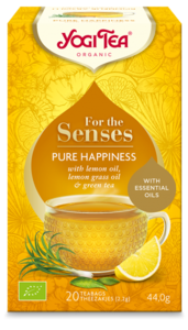 Yogi Tea Pure Happiness for the senses