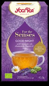 Yogi Tea Good Night for the senses