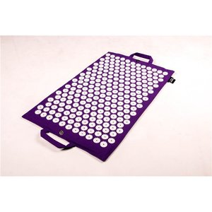 Acupressuur mat - Spijkermat paars