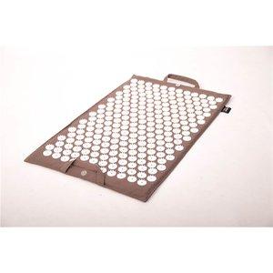Acupressuur mat - Spijkermat grijs