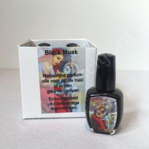 Spiritual sky parfum black musk