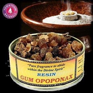 Wierookhars Gum Opoponax 60gr